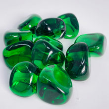 Load image into Gallery viewer, Green Obsidian - Tumbled