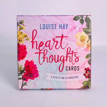 Load image into Gallery viewer, Heart Thoughts Affirmation Cards