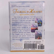 Load image into Gallery viewer, Talking to Heaven Mediumship Cards