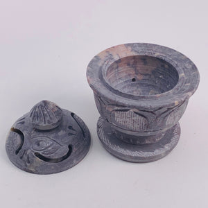 Mini Lotus Incense Cone Burner