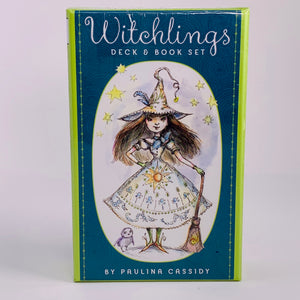 Witchlings Deck & Book Set