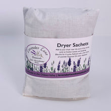 Load image into Gallery viewer, Lavender Dryer Sachets