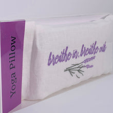 Load image into Gallery viewer, Lavender Yoga Pillow (2 variants)