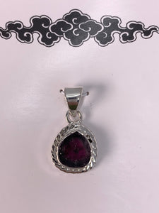 Pendant - Watermelon Tourmaline