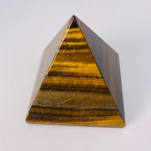 Load image into Gallery viewer, Tigers Eye Pyramid