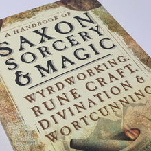 Load image into Gallery viewer, Handbook of Saxon Sorcery & Magic