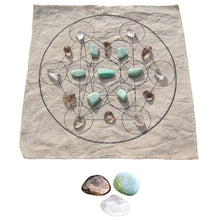 Load image into Gallery viewer, Crystal Grid Kit