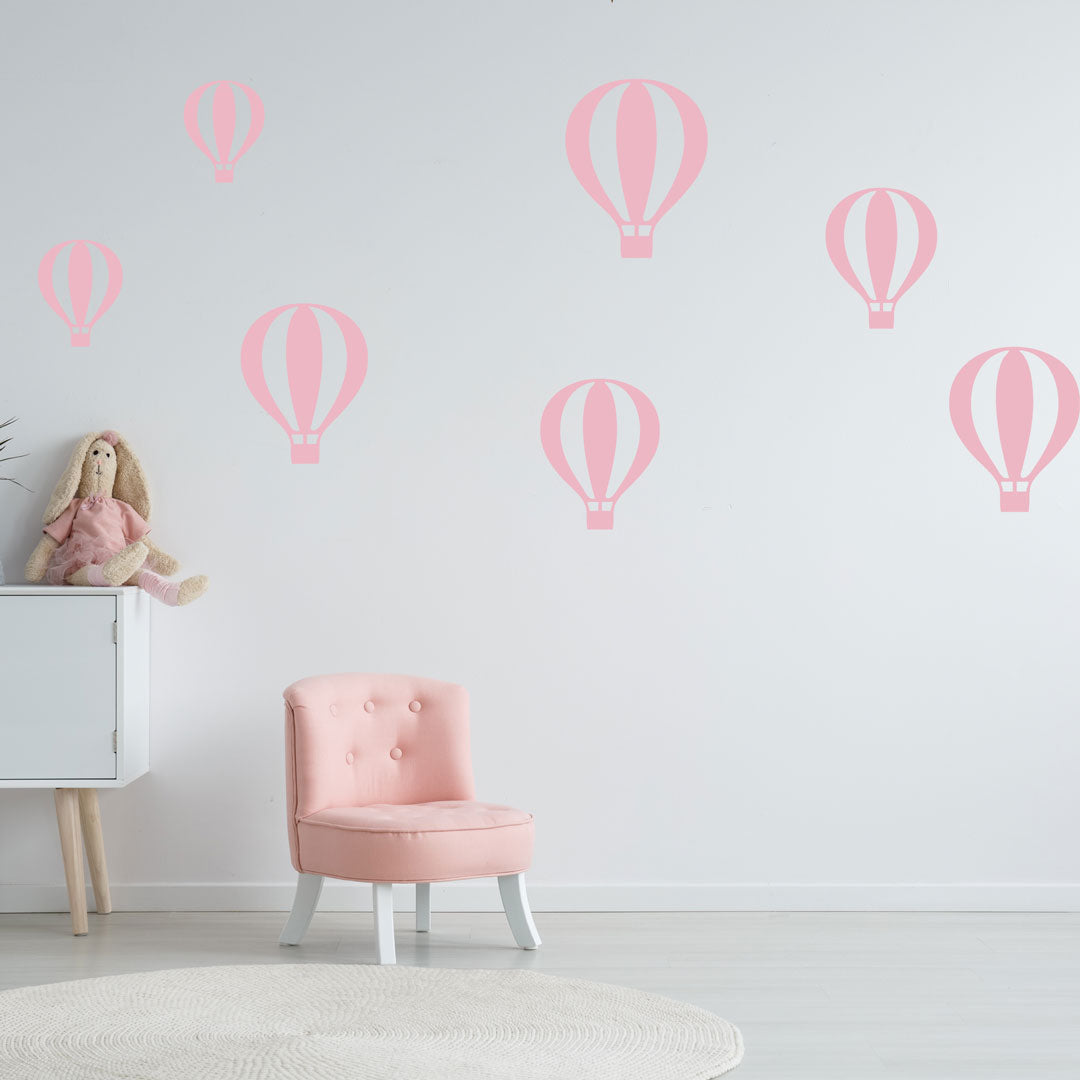 Pin En Fabric Wall Decals