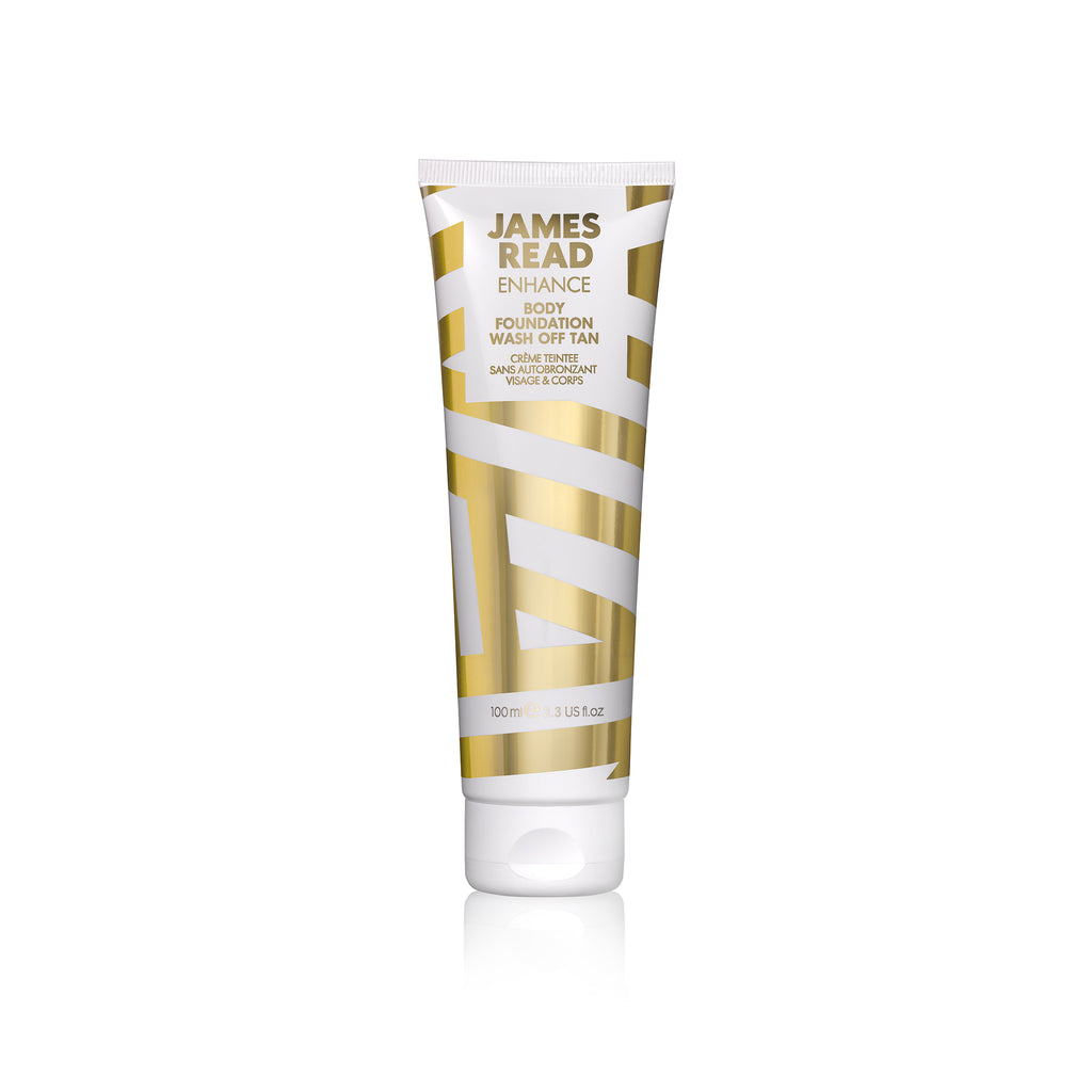 James Read Body Foundation Wash Off Tan