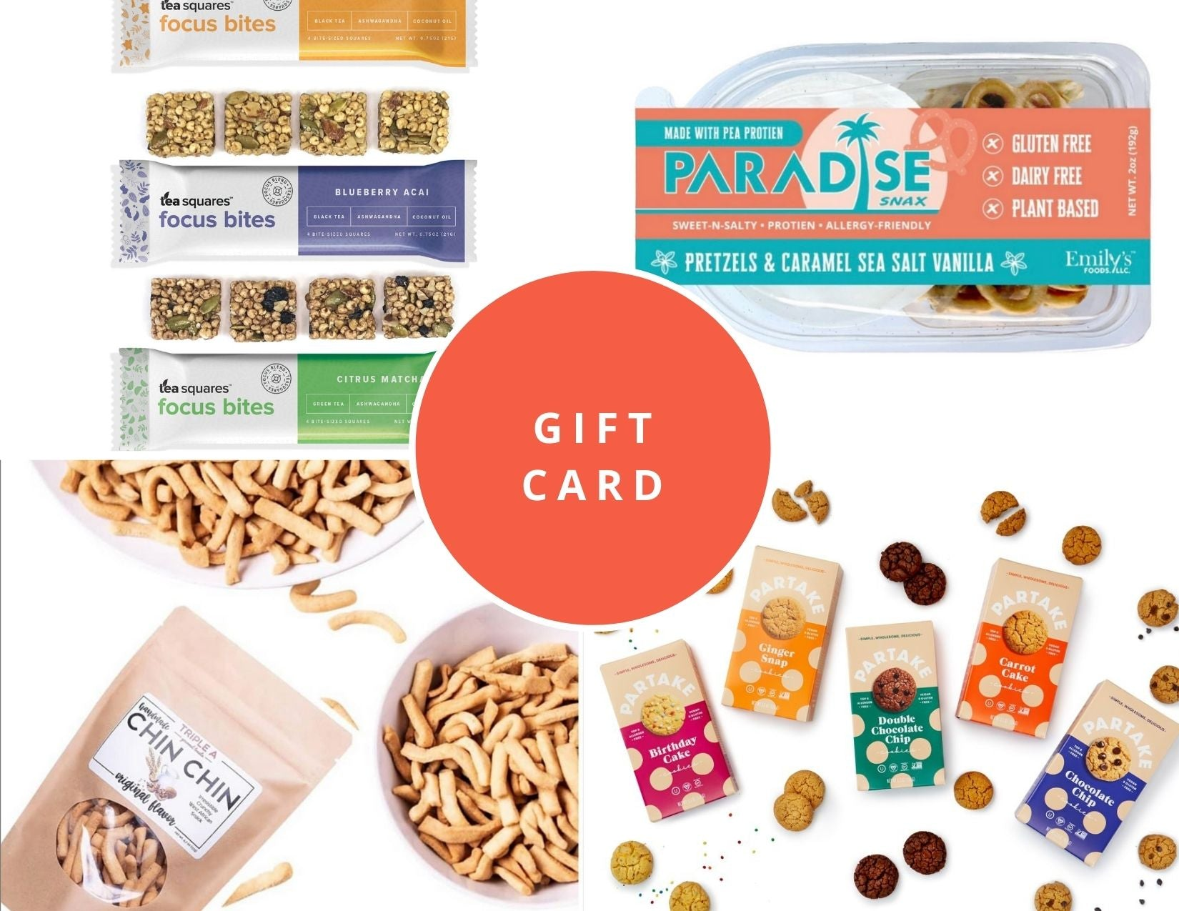 Good Food Brands Gift Card