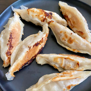 Pork Pan Fried (Dumplings)