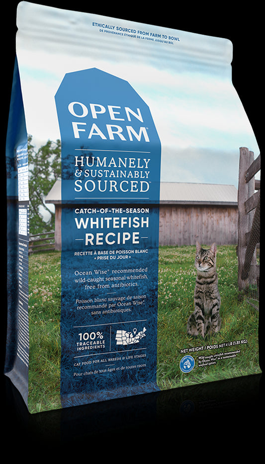 Catch-of-the-Season Whitefish Cat 1.8 KG
