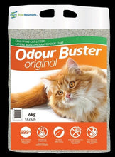 Load image into Gallery viewer, Odour Buster Cat Litter