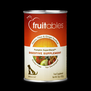 Fruitables Dog Can 15OZ