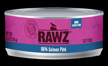 Load image into Gallery viewer, Rawz Cat Cans 5.5OZ