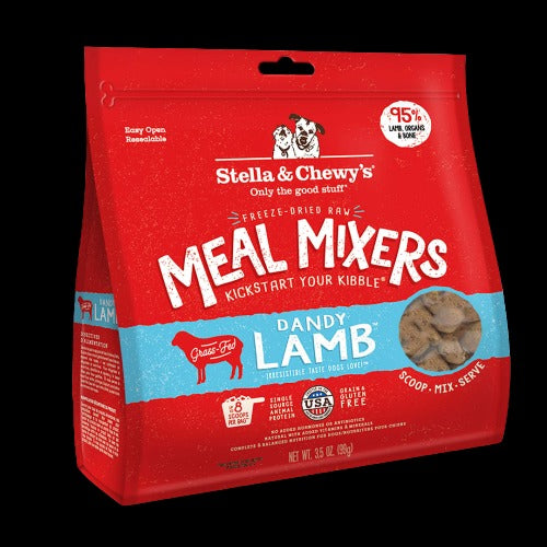 Stella & Chewy Meal Mixer Dandy Lamb