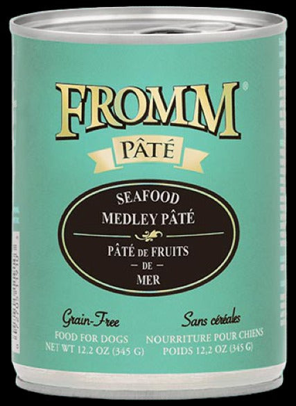 Fromm Dog Cans 12 oz