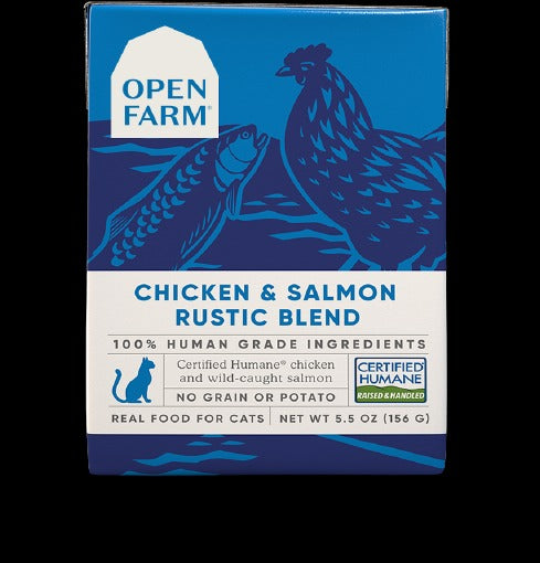 Open Farm Tetra Packs Cat 5.5 oz