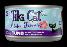 Load image into Gallery viewer, Tiki Cat Cans Aloha Friends 3 OZ (SMALL CAN)