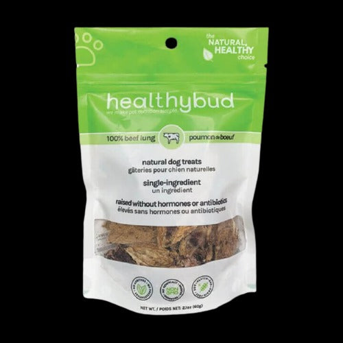 Healthy Bud Beef Lung 60 g