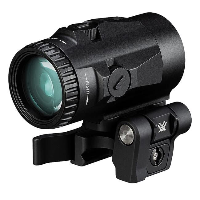 Vortex Micro 3X Magnifier with QD Mount