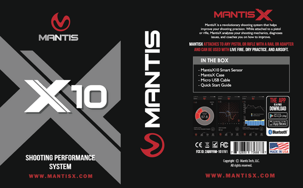 Mantis X10 Elite