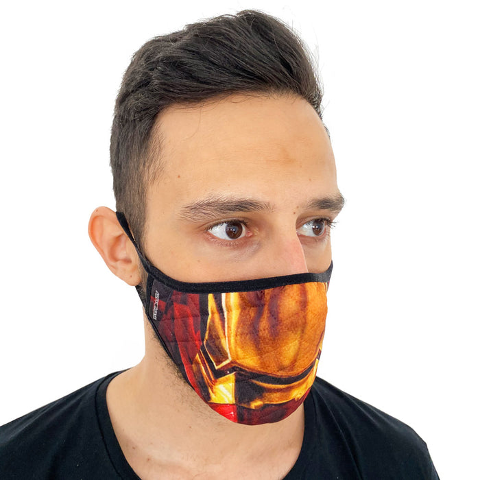 Mascarilla Iron Man
