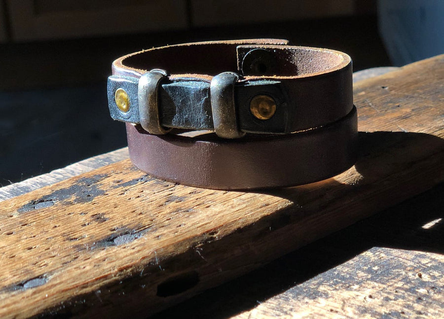 LEATHER DOUBLE BAND, SPAIN