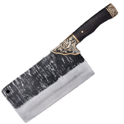 Mico Lifestyle® Hand Hammered Kitchen Knife - Mico Lifestyle