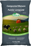Sheep & Cow Manure   30L - Barrie's Garden Centre