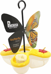 Butterfly Feeder - Poly - Barrie's Garden Centre