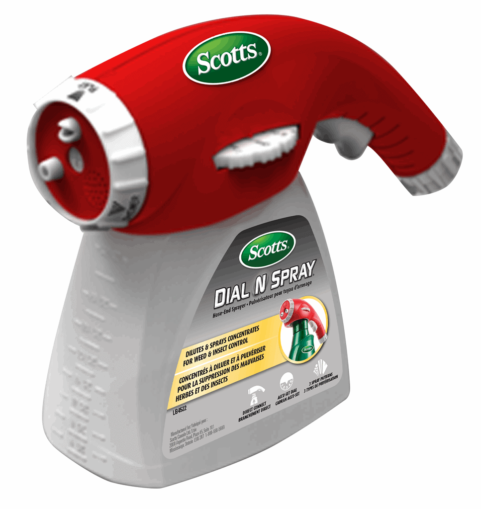 Scotts EcoSense Dial n' Spray - Barrie's Garden Centre