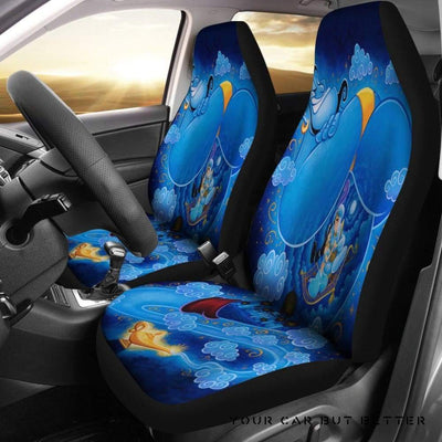 Aladin Car Seat Covers Style 1 - Cute Design, Universal Fit