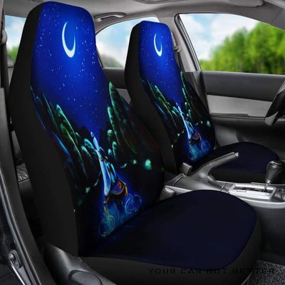 Aladin Car Seat Covers Style 2 - Cute Design, Universal Fit