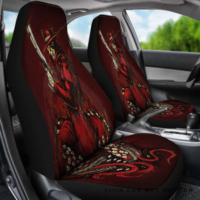 Alucard Hellsing Car Seat Covers - Cute Design, Universal Fit