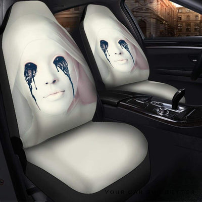American Horror Story Seat Covers - Cute Design, Universal Fit