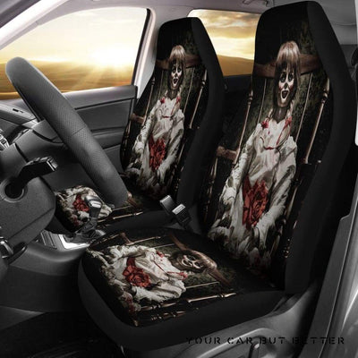 Annabelle Seat Covers - Cute Design, Universal Fit