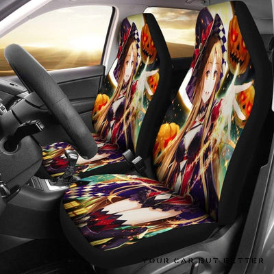 Asuna Halloween Car Seat Covers - Cute Design, Universal Fit