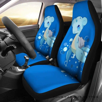 Baby Lapras Car Seat Covers - Cute Design, Universal Fit