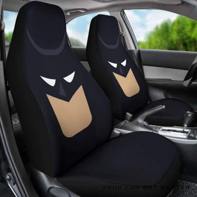 Batman Car Seat Covers Style 13 - Cute Design, Universal Fit