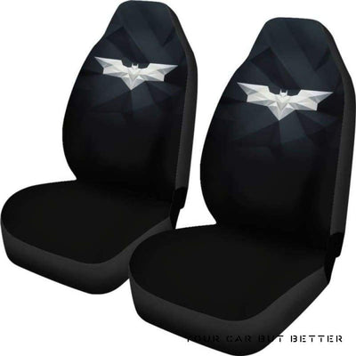 Batman Car Seat Covers Style 16 - Cute Design, Universal Fit