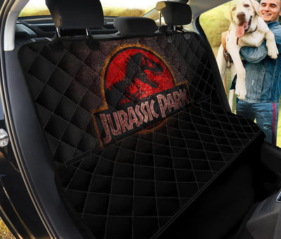 Jurassic Park Dinosaur Dog Seat Covers For Car