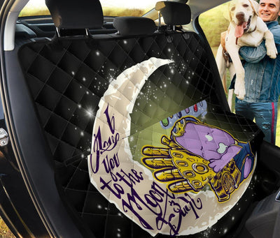 Baby Thanos Dog Seat Covers For Car