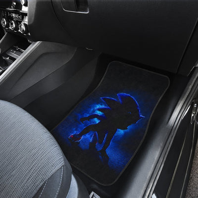 Sonic The Hedgehog 2020 Movie 191031 Car Floor Mats, Cute Custom Design