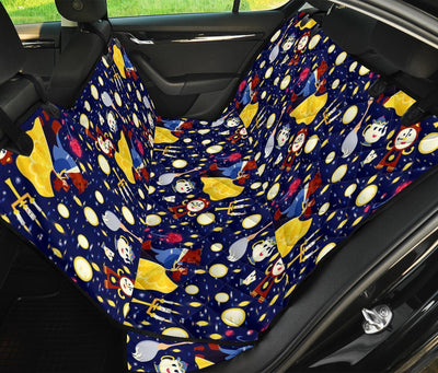 Beauty And The Beast Dog Seat Covers For Car