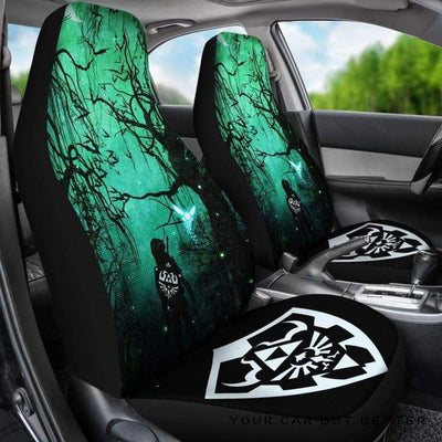 The Legend Of Zelda 2019 Car Seat Covers - Cute Design, Universal Fit