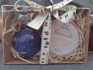 Gift box (2 bath bombs)