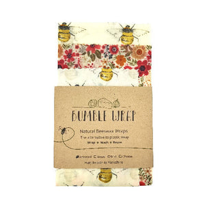 Bumble Wrap Beeswax wraps Kitchen pack