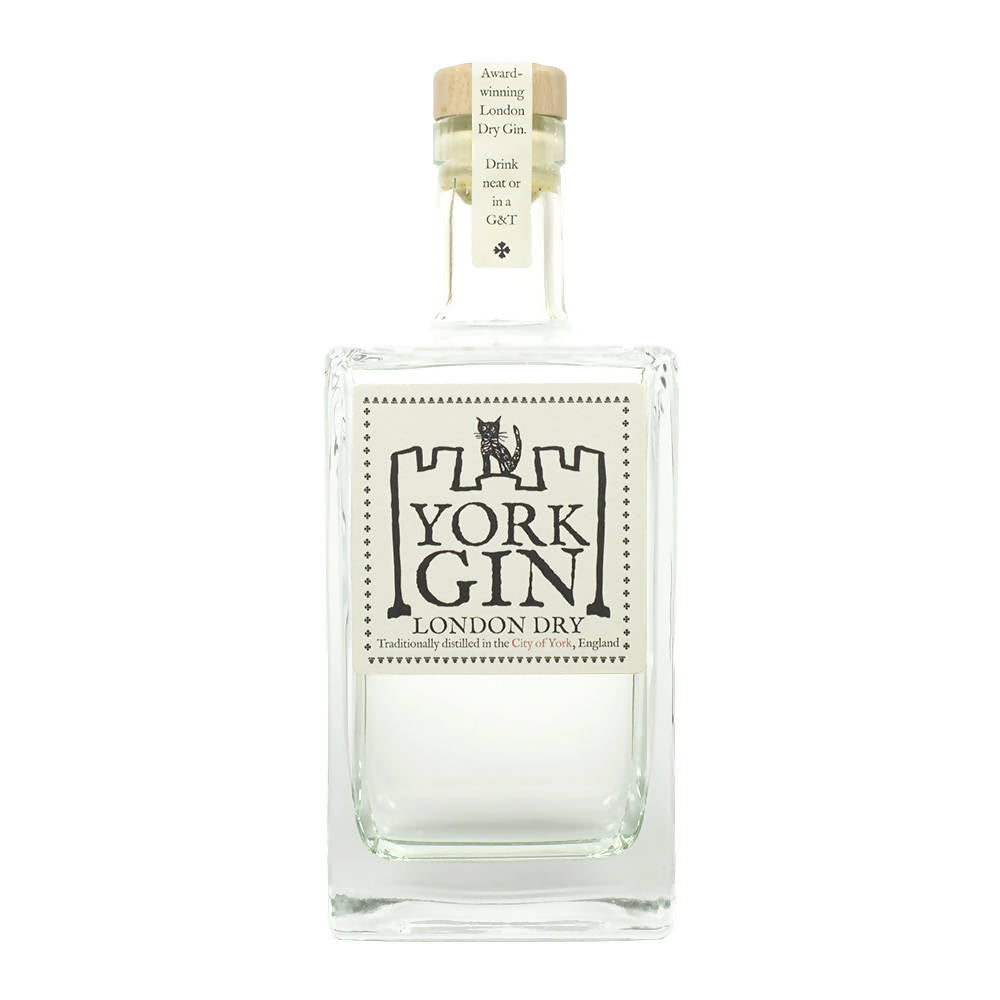 York Gin London Dry 70cl