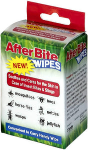 After Bite Wipes